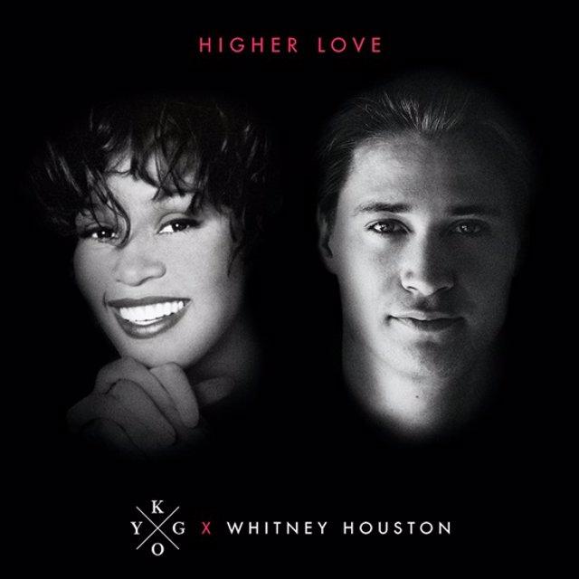 Portada de Higher Love, tema de Kygo y Whitney Houston