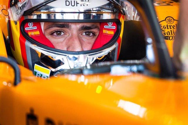 SAINZ Carlos (spa), McLaren Renault F1 MCL34, portrait during the 2019 Formula One World Championship, France Grand Prix on june 20 to 23 at Le Castellet - Photo Antonin Vincent / DPPI