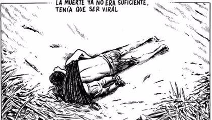 Llegan a El Salvador los cuerpos de los migrantes ahogados en Río Bravo