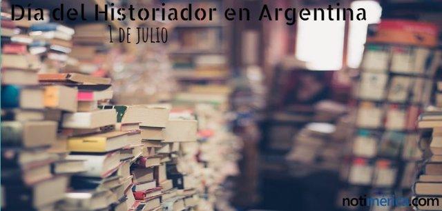 Día del historiador en argentina