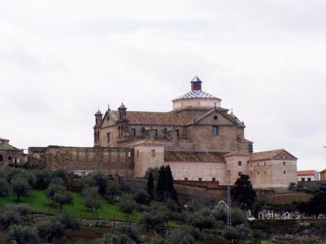 Colegio de Jesuitas en Oropesa (Toledo)