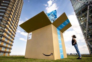 Amazon llança ofertes des d'aquest dilluns i cada dia previ al Prime Day 2019 (AMAZON/JOHN NGUYEN/JNVISUALS/JOHN NGUYEN/JNVISUALS)