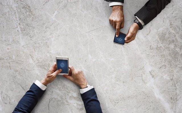 Recurso compartir archivos entre dispositivos cercanos