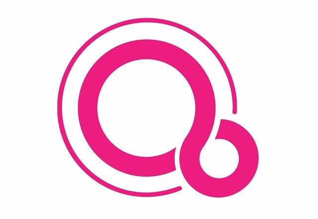 Imatge corporativa de Fuchsia OS