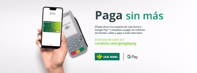 La cooperativa  aragonesa de crédito amplía las opciones de pago por móvil de las que ya disfrutan sus clientes