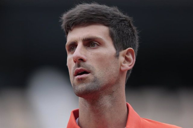Novak DJOKOVIC (SRB) during the Roland-Garros 2019, Grand Slam Tennis Tournament, men's draw on June 7, 2019 at Roland-Garros stadium in Paris, France - Photo Stephane Allaman / DPPI