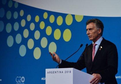 """Macri señala que el nuevo tratado comercial de Mercosur con la UE será """"el más importante de la historia"""""""
