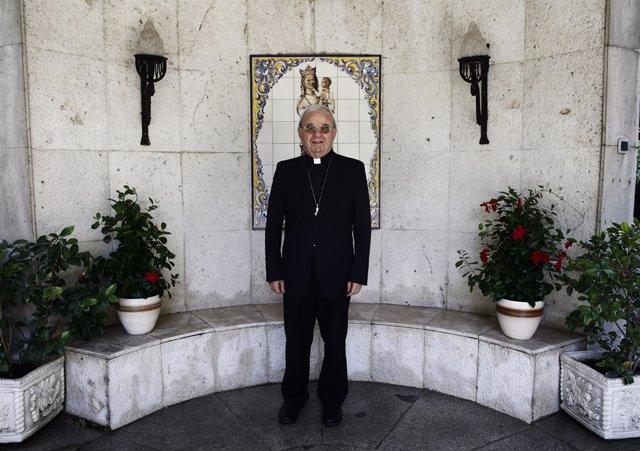 El nunci del papa a Espanya, Renzo Fratini, en una entrevista a Europa Press.