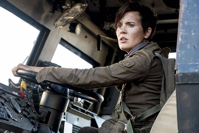 Maggie Grace da vida a Althea en Fear The Walking Dead