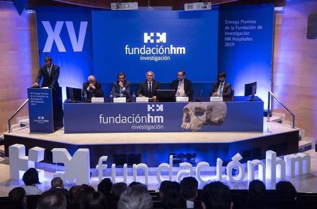 HM Hospitales anuncia la creación del Premio Internacional de Ciencias Médicas Doctor Juan Abarca en el marco de la celebración de la XV edición de los Premios Fundación de Investigación HM Hospitales
