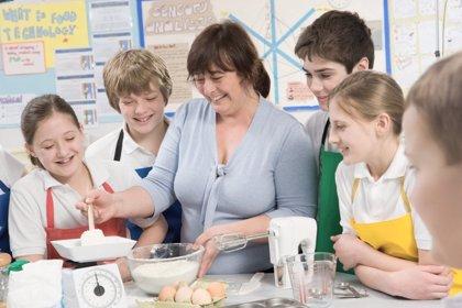 El verano: escuela de educación nutricional para los niños