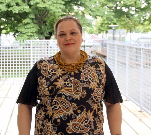 Pilar Manterola, directora del curso