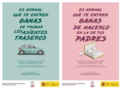 COMUNICADO: 'Ganas', de Indira para Ministerio de Sanidad