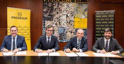Bankia ofrece a sus clientes financiación sin intereses ni comisiones al contratar alarmas de Prosegur