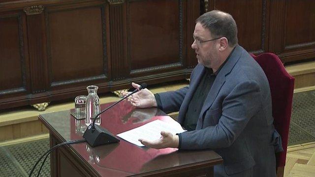 El Supremo deniega el permiso a Junqueras para jurar el lunes su cargo de eurodiputado ante la JEC