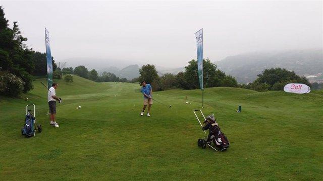 Nota De Prensa Y Fotos De Hoy, 1 De Julio, Torneo Golf San Sebastián