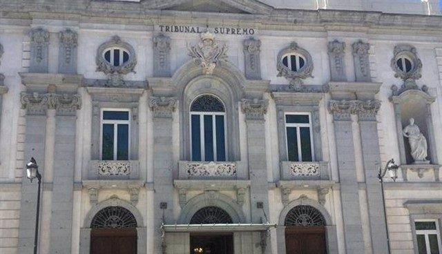 Façana Tribunal Suprem (arxiu)