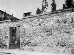 L'església Sant Pere de Terrassa durant la Guerra Civil