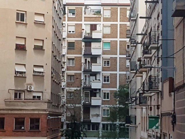 Habitatges de Barcelona (arxiu)