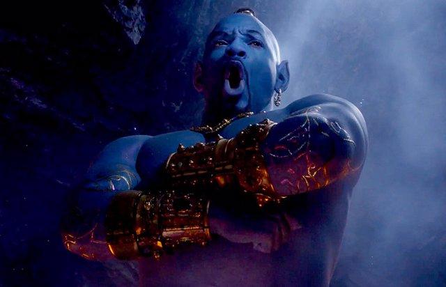 Aladdin ya es la película más taquillera de Will Smith