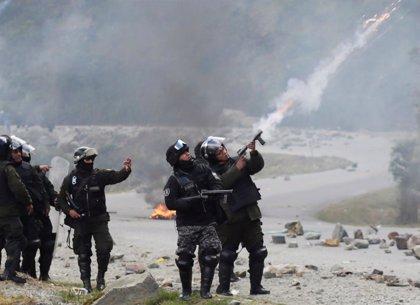 Un muerto durante las protestas de los cocaleros en Bolivia