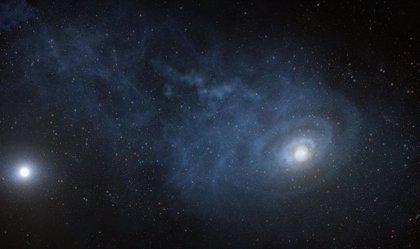 Evidencia directa de 'gasoductos' que alimentan la formación estelar