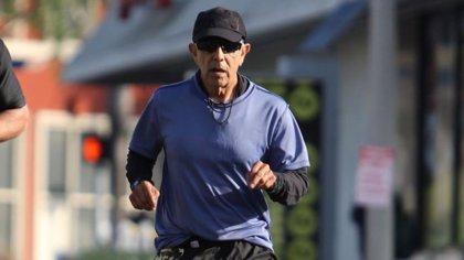 Descalifican al veterano corredor Frank Meza por posibles trampas en Los Ángeles