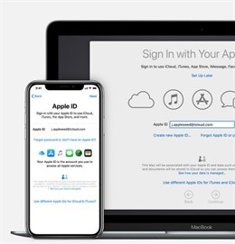 Sistema de autenticación 'Sign In with Apple'