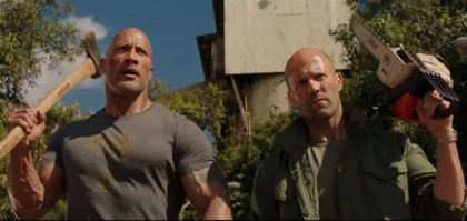 Salvaje tráiler final de Hobbs and Shaw: Idris Elba declara la guerra a La Roca y Jason Statham