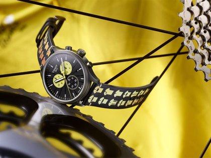Tissot celebra el centenario del 'amarillo' del Tour con una edición especial del Chrono XL