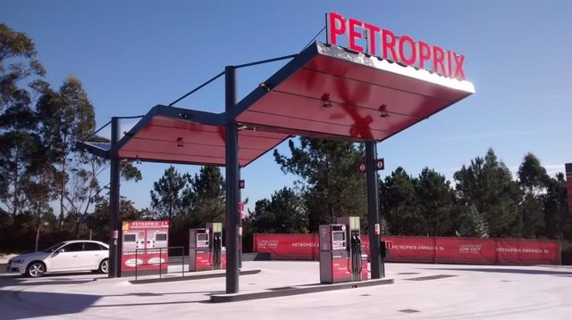 Gasolinera automática