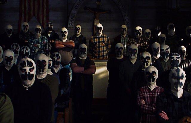 Serie de Watchmen en HBO