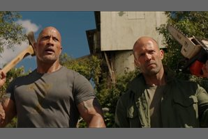 Salvaje tráiler final de Hobbs and Shaw, el spin-off de Fast & Furious