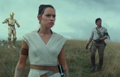 Star Wars 9 revela quiénes son los padres de Rey