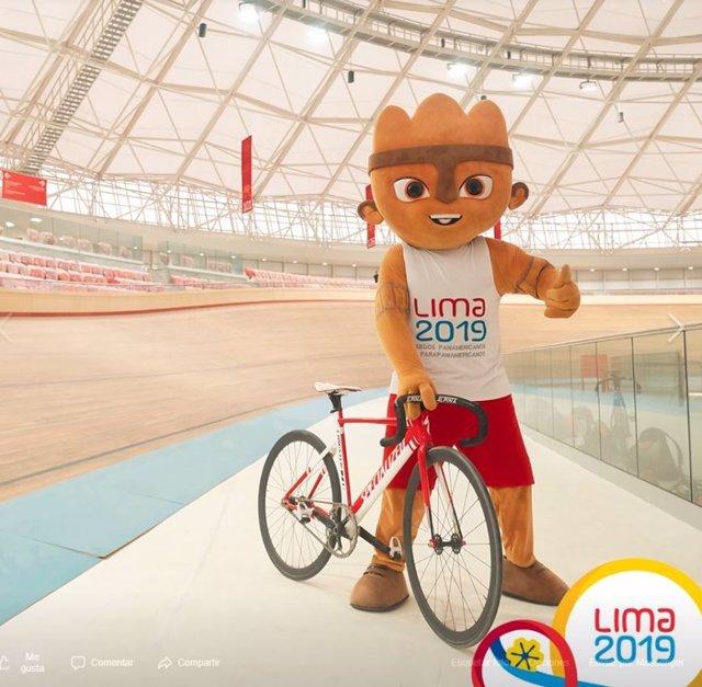 Milco, la mascota oficial de los Juegos Panamericanos y Parapanamericanos de Lima 2019