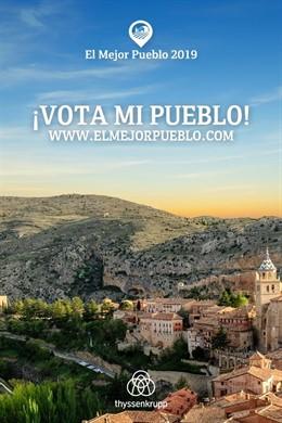 Iniciativa por 'El Mejor Pueblo 2019'