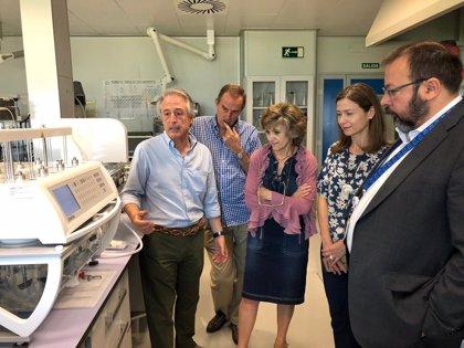 Carcedo visita la Agencia Española de Medicamentos y Productos Sanitarios