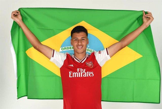 El Arsenal apuesta por el joven delantero brasileño Gabriel Martinelli
