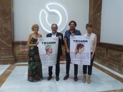 Más de 50 artistas participarán en Castelló en la VII edición del Trovam-Pro Weekend