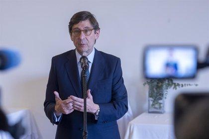 """Goirigolzarri: """"Ens està sorprenent la puixança de l'economia espanyola"""""""