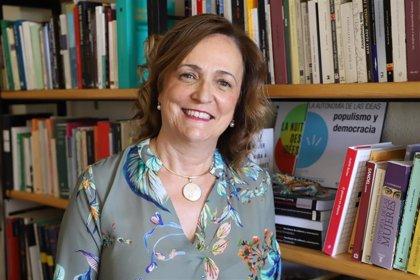 La profesora de la Universidad Loyola Pilar Núñez-Cortés, nombrada directora académica del Centro de Estudios Sagardoy