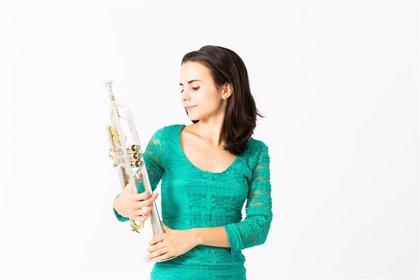 La trompetista, saxofonista y vocalista Andrea Motis protagoniza este miércoles la jornada inaugural del Getxo Jazz