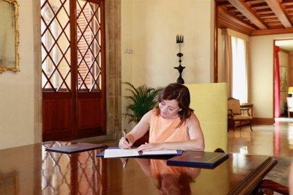 Isabel Castro, Rosario Sánchez, Miquel Mir, Yllanes i De la Concha, les noves incorporacions al Govern d'Armengol