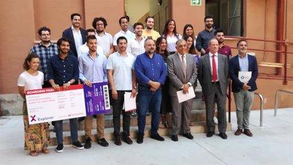 La 'startup' Muebly's viatjarà a Silicon Valley després de guanyar el programa d'emprenedors Explorer UIB Palma Space