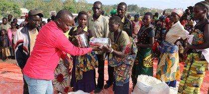 El PMA triplica su ayuda en la provincia congoleña de Ituri, golpeada por la violencia y el ébola
