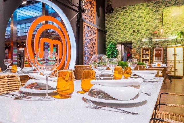 Porvasal sirve un millar de platos para Masterchef