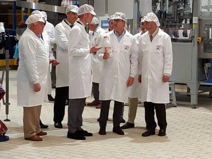 Inauguradas las nuevas instalaciones de Larsa en Lugo, que cuentan con una inversión de 17 millones de euros