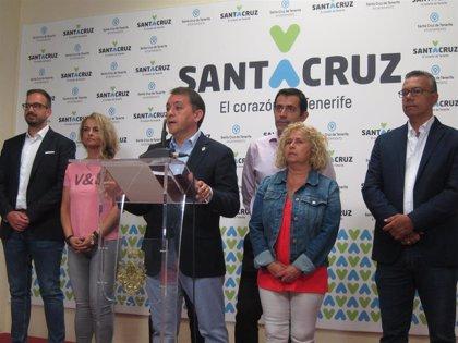 """Bermúdez garantiza que hará oposición en Santa Cruz de Tenerife y dice que en CC son """"gente de fiar"""""""