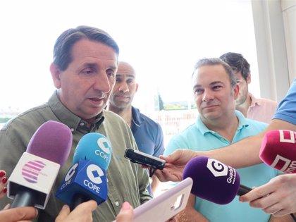 """Freijo resta importancia al """"enfado temporal"""" de Robisco por las liberaciones del PP en el Ayuntamiento de Guadalajara"""