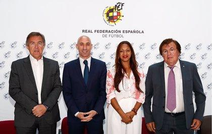 La RFEF y la Asociación Deporte Para la Igualdad firman un acuerdo de colaboración